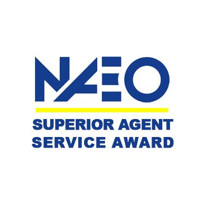 NAEO Superior Agent Service Award